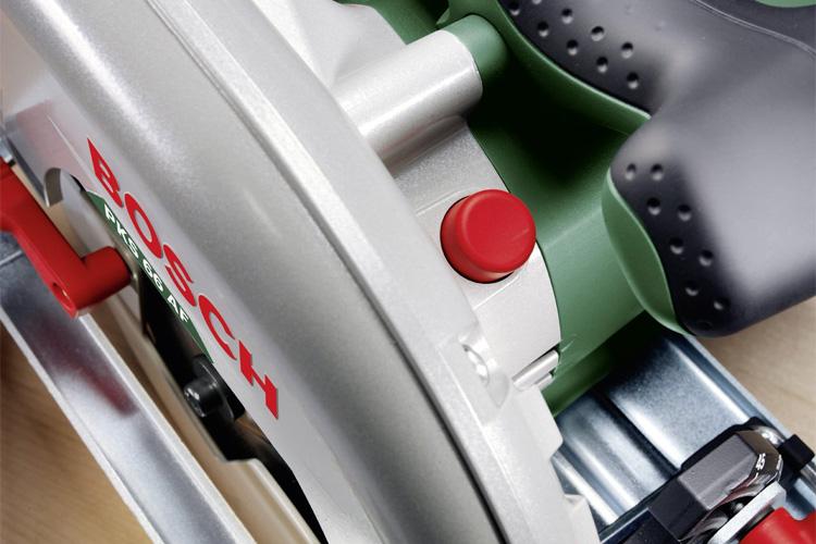 Bosch PKS 66 AF test